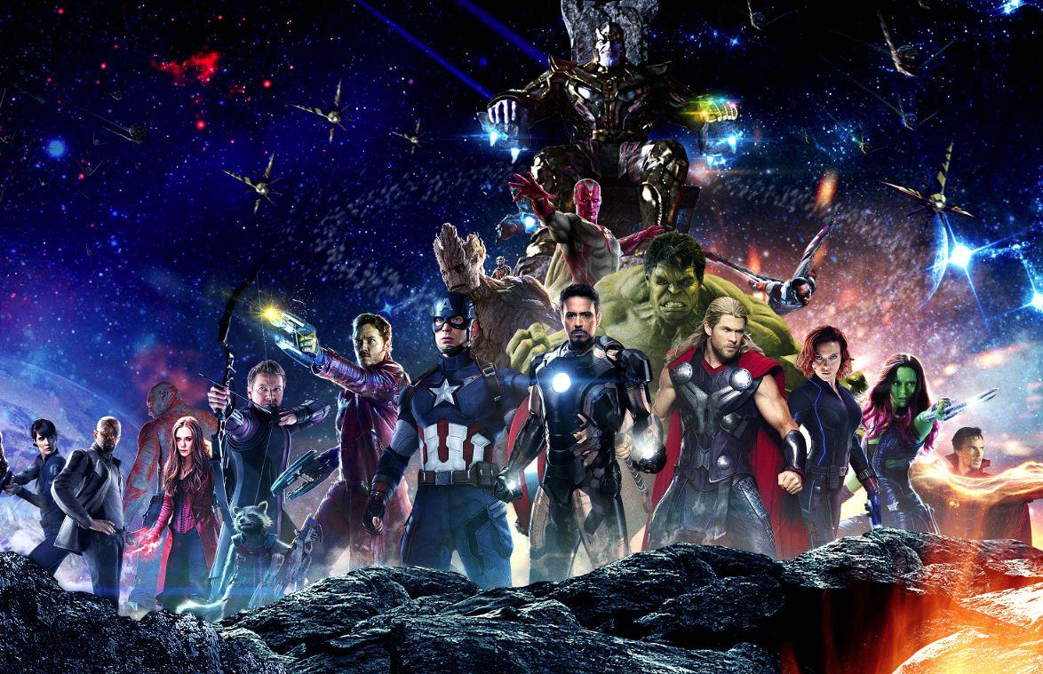 Inesperado nuevo director para 'Los Vengadores: La Guerra del Infinito'