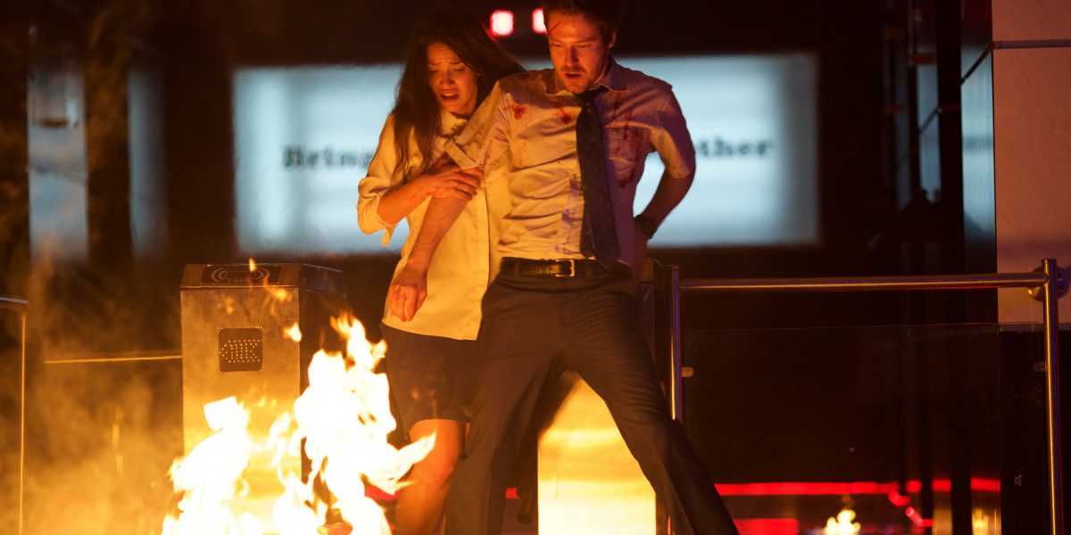 Trailer de 'The Belko Experiment', lo último de James Gunn