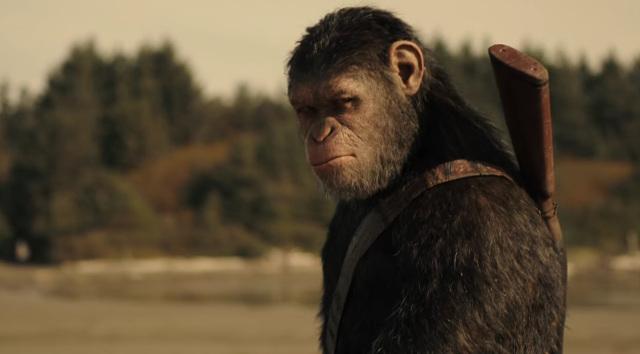 Trailer de 'La Guerra del Planeta de los Simios'