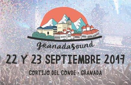 Granada Sound ofrece los primeros nombres