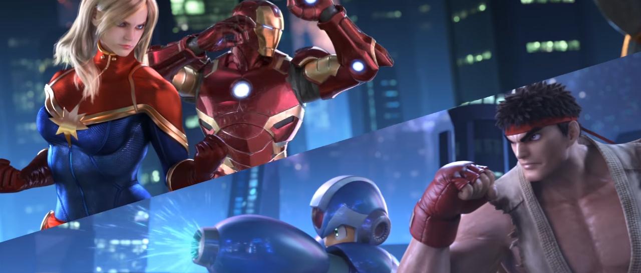 The PlayStation Experience deja mudos a los aficionados con el inesperado trailer de 'Marvel vs Capcom: Infinito'