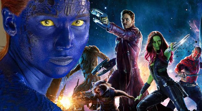 Jennifer Lawrence, ¿Mística en 'Guardianes de la Galaxia 2'?