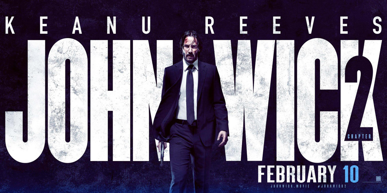 Espectacular nuevo trailer de 'John Wick 2'