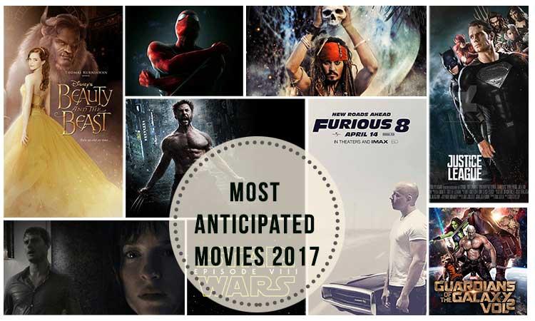 Las películas más esperadas de 2017 según el público