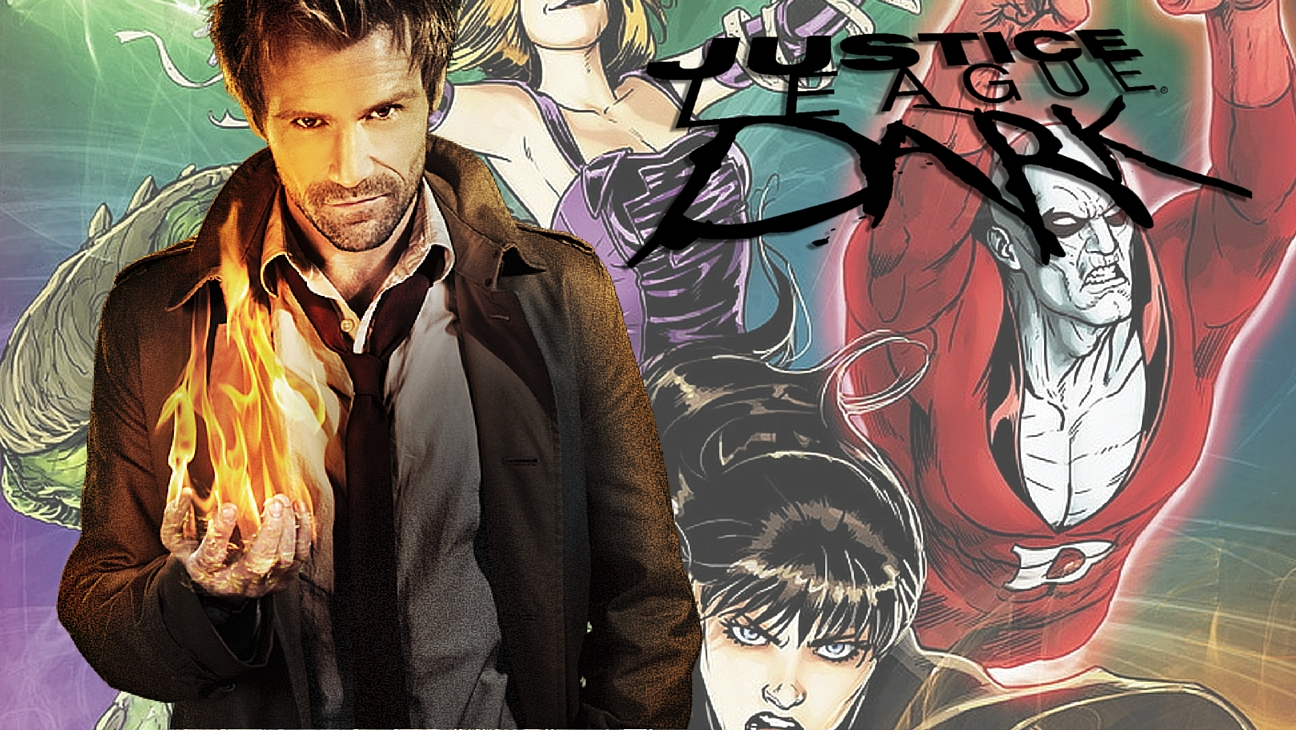 'Justice League Dark' marcará un antes y un después