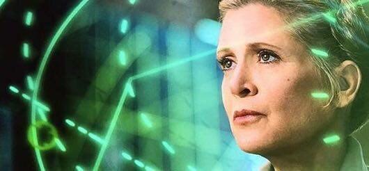 ¿Qué sucederá con 'Star Wars' sin Leia?
