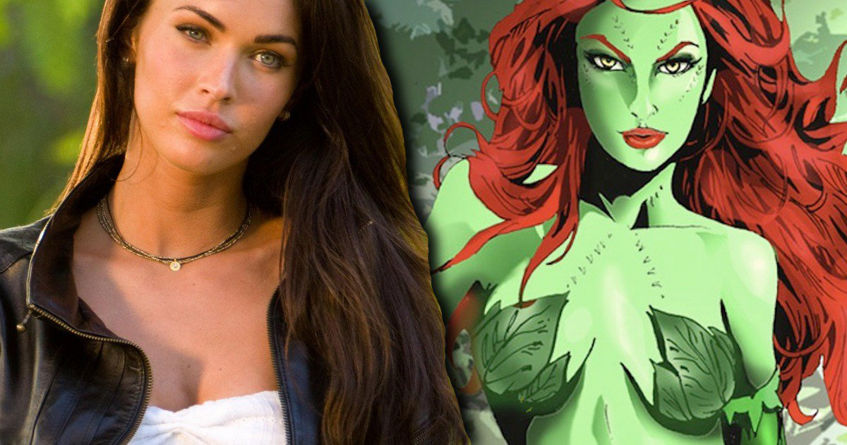 Megan Fox quiere protagonizar 'Gotham City Sirens'