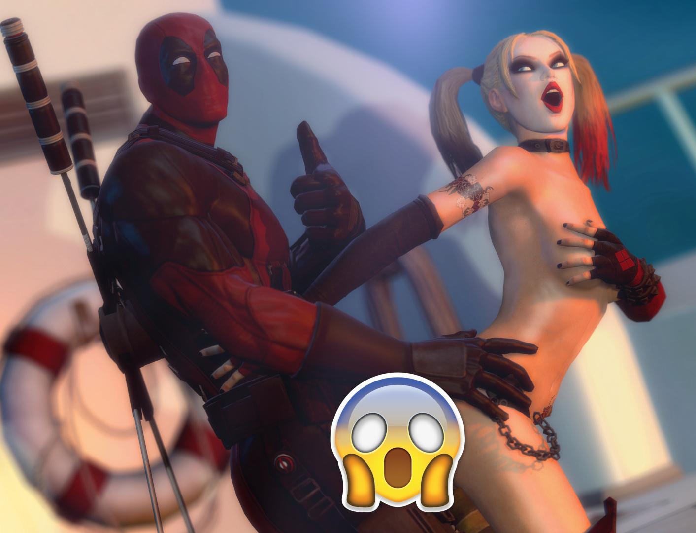 Las 10 parodias de superheroinas porno más buscadas de la red