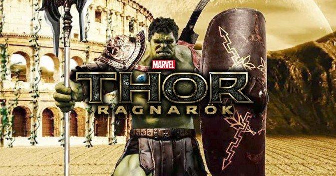 'Planet Hulk' se impone en 'Thor: Ragnarok'