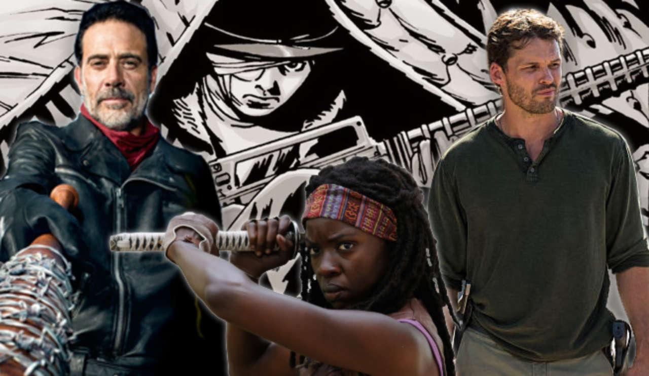 Revelada identidad de misterioso personaje visto en 'The Walking Dead'