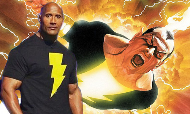 DC confirma película de Black Adam en solitario con Dwayne Johnson