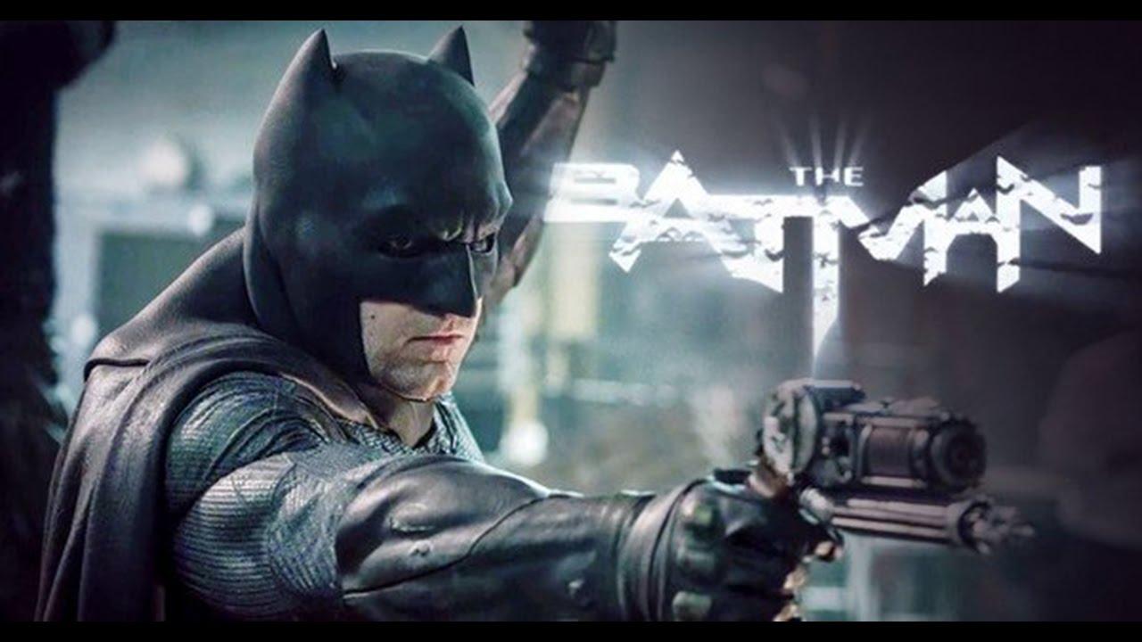 Ben Affleck amenaza con dejar Batman