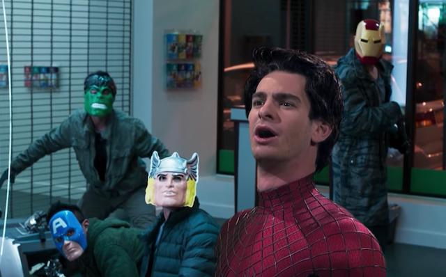 Todos los Spider-Man reunidos en el tráiler que no has visto de Spider-Man: Homecoming