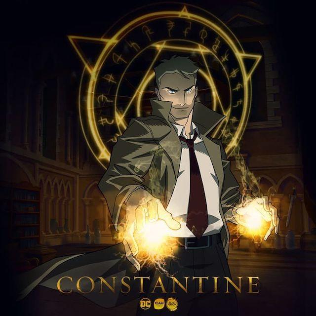 Primera imagen del nuevo Constantine