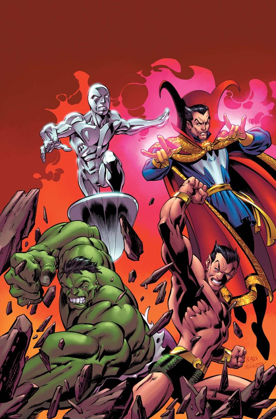 """¿Marvel Studios tendrá sus propios """"Defensores"""" con 'Thor: Ragnarok'?"""