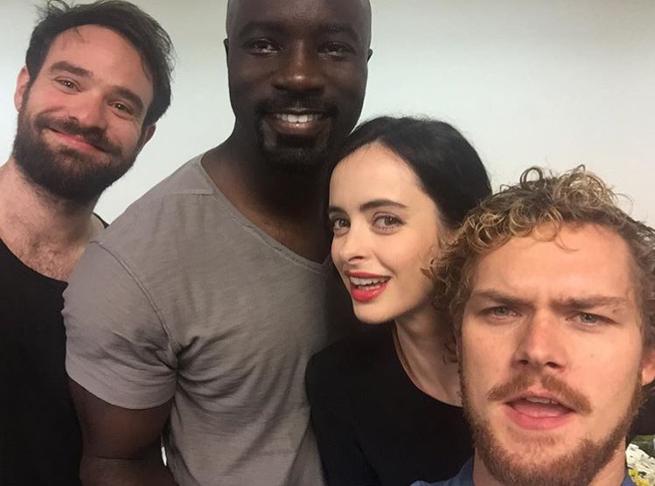 Marvel integra a los Defensores de Netflix en su universo
