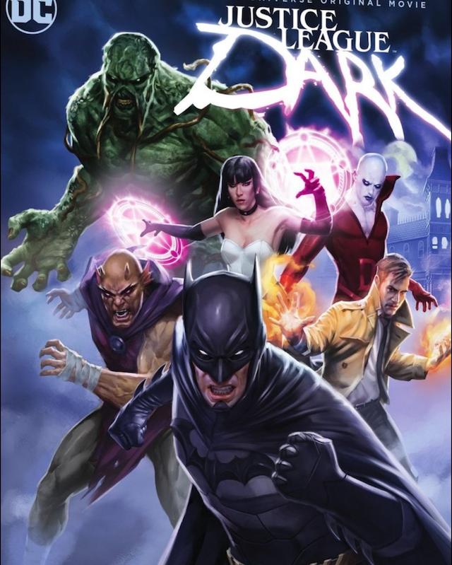 Increíbles primeros 6 minutos de Justice League Dark