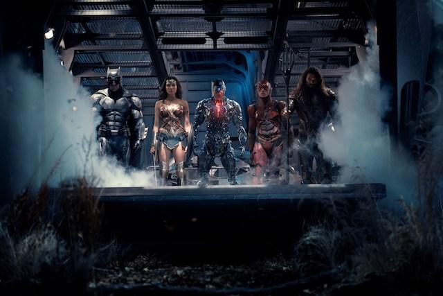 Nueva imagen de La Liga de la Justicia
