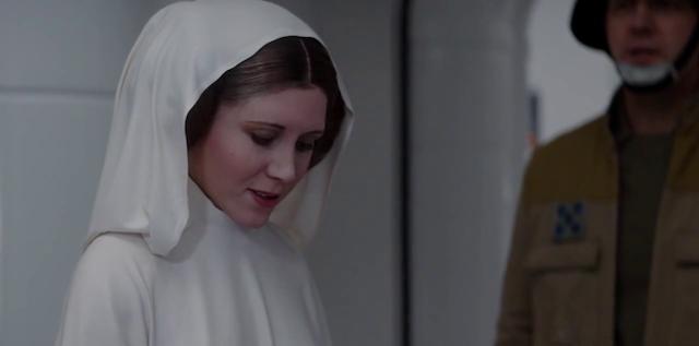 Disney resucitará a la Princesa Leia para Star Wars Episodio IX