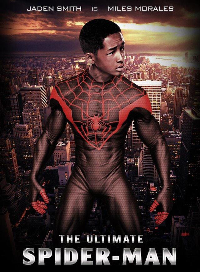 Sony anuncia película de Miles Morales como nuevo Spider-Man