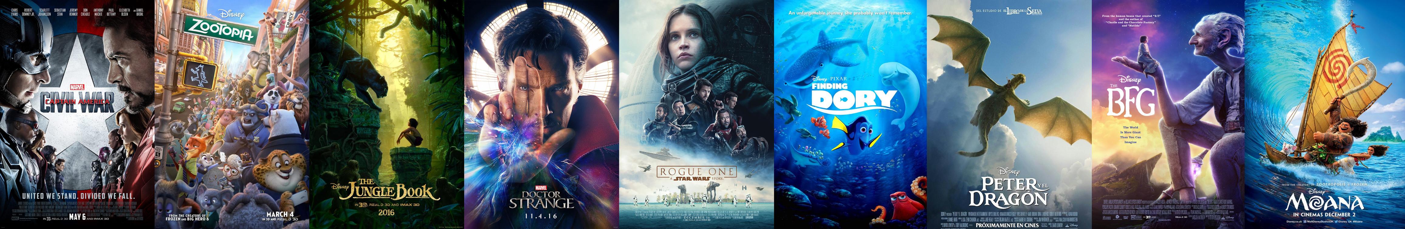 Las 25 mejores películas de 2016