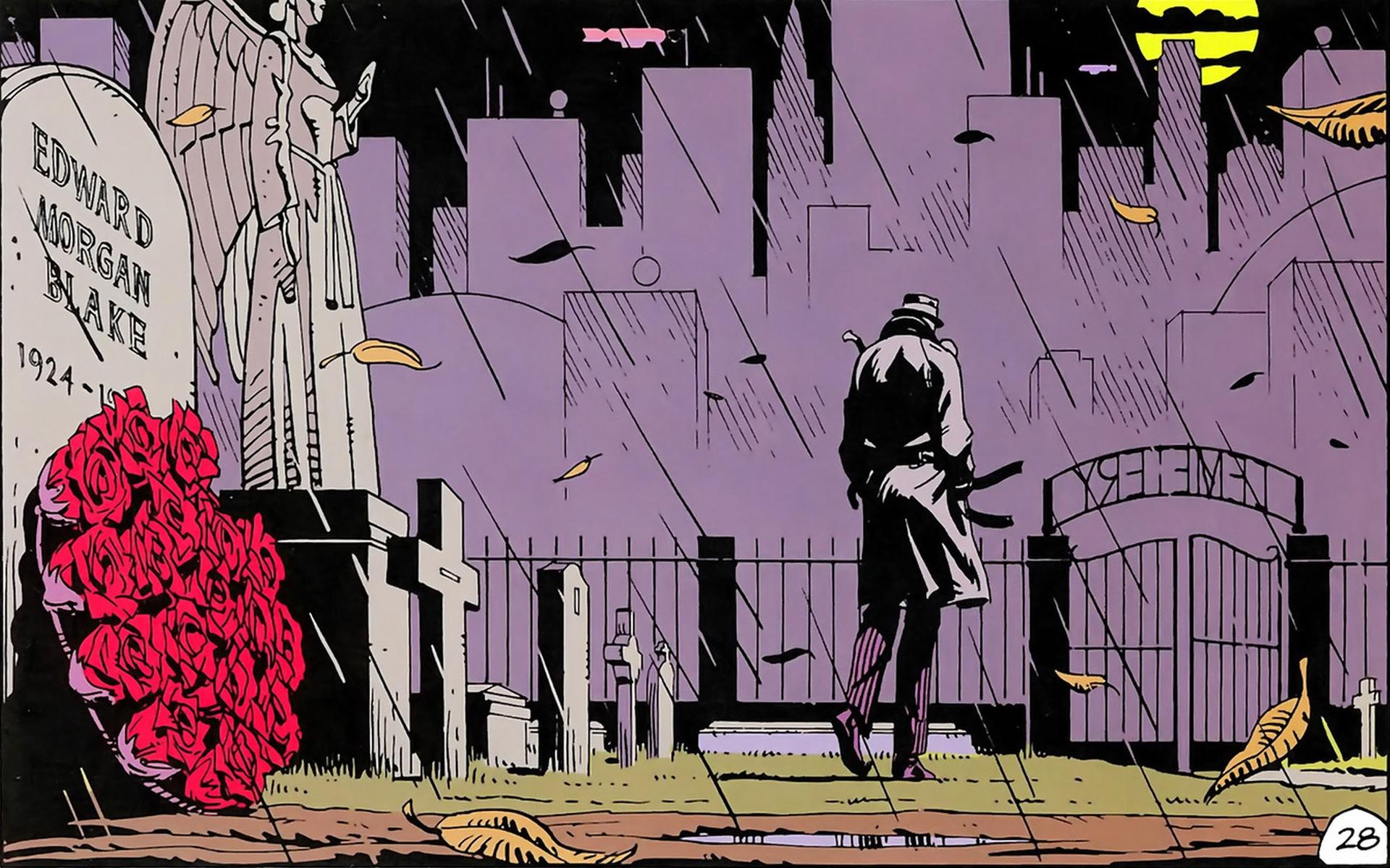 Confirmada la secuela de Watchmen a cargo de Geoff Johns