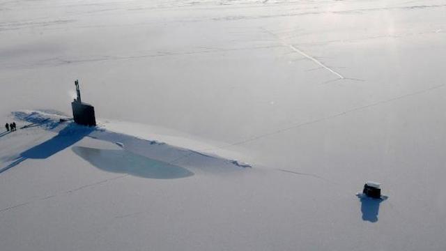 Extraño suceso submarino en Canadá