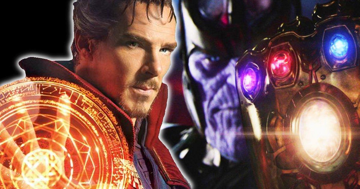 Doctor Strange será interpretado por un doble en 'Vengadores: La Guerra de Infinito'