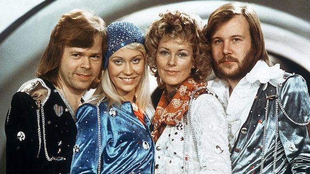 ABBA vuelve 30 años después