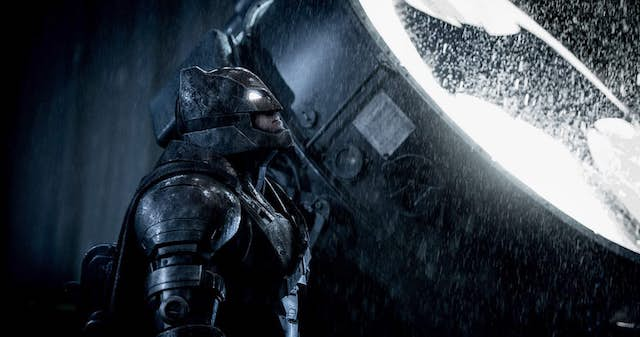 Olvida todo lo que sabías sobre The Batman