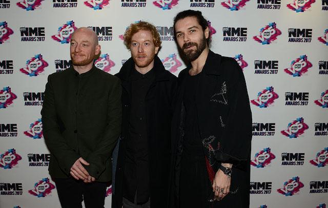 Los ganadores de los premios NME 2017