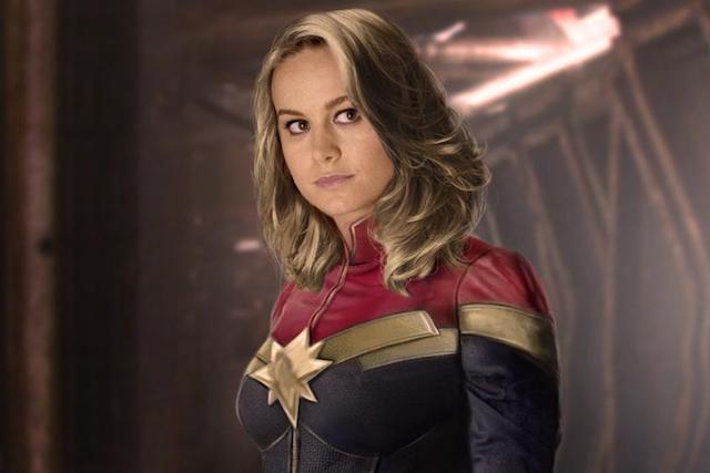 Nuevas fechas para Capitana Marvel