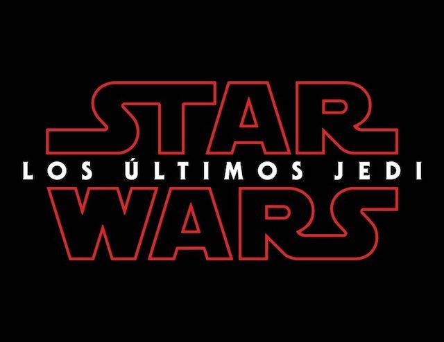 El título español de Star Wars Episodio VIII será Los Últimos Jedi