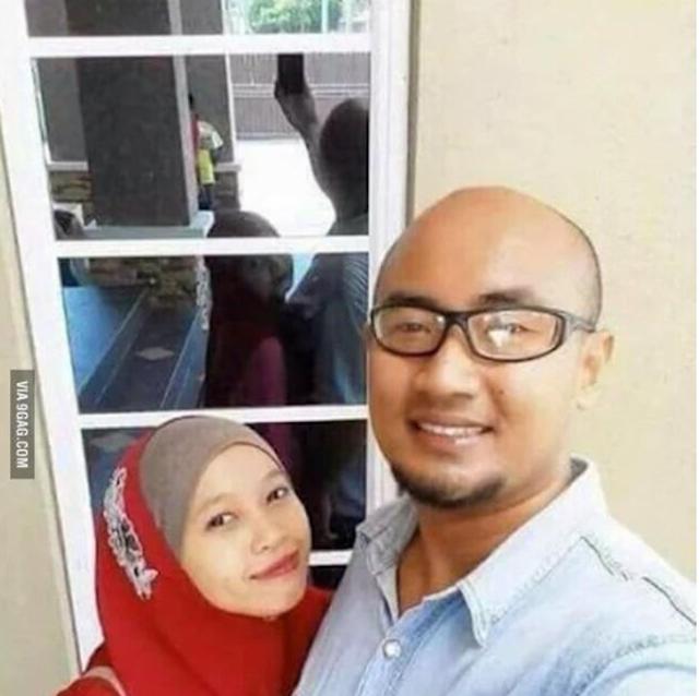 El misterio del selfie diabólico