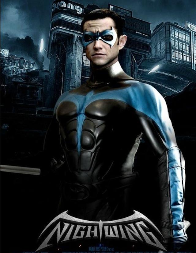 En marcha la película de Nightwing