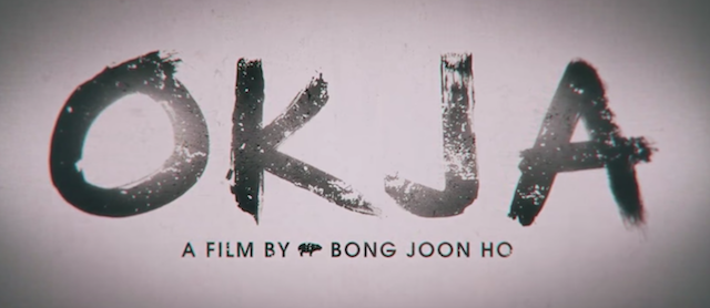 Okja, más ciencia ficción directa a Netflix
