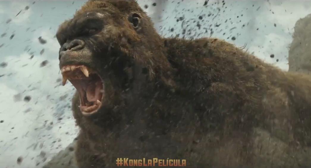 Final trailer de 'Kong: La Isla de la Calavera'