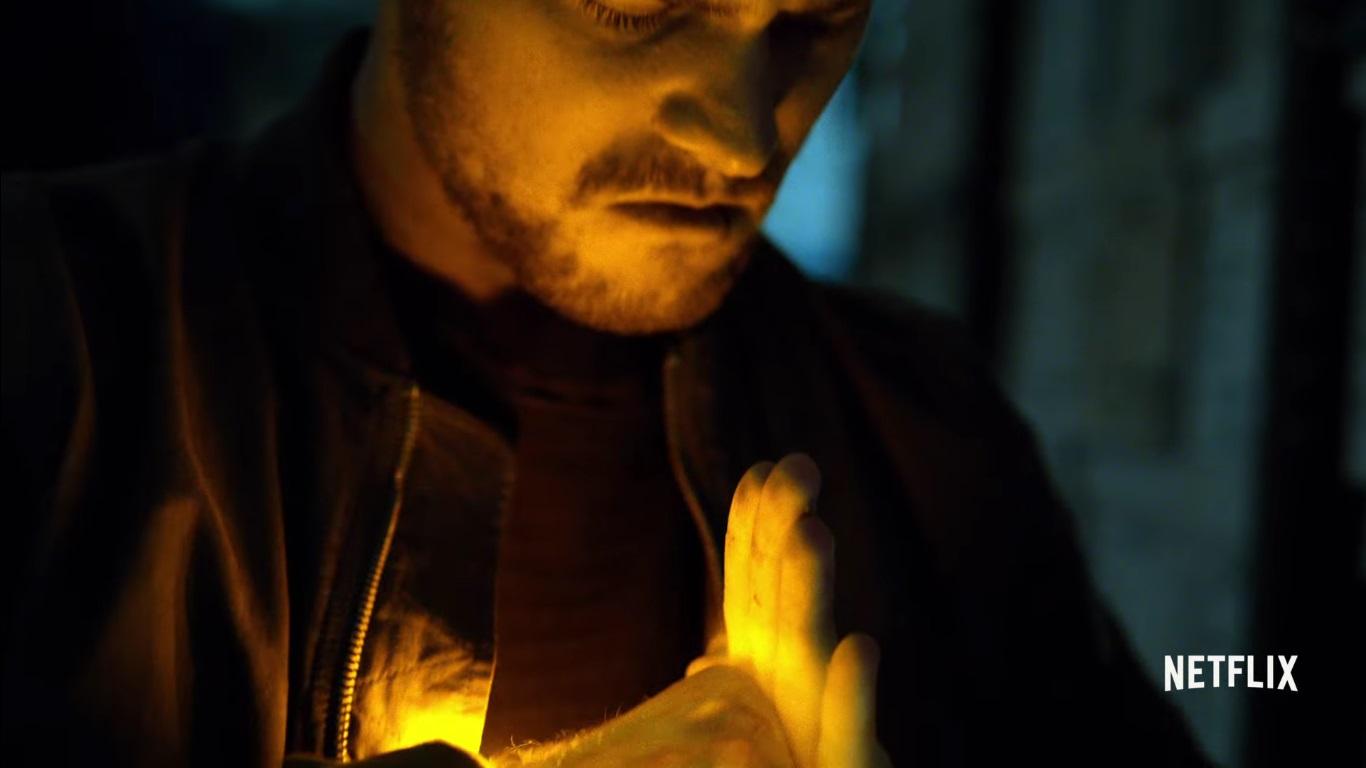 Nuevo trailer de 'Iron Fist', el último de los Defensores de Marvel
