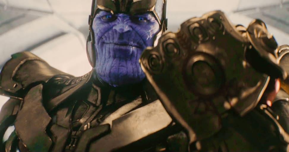 Cambios importantes para Thanos en 'Vengadores: La Guerra de Infinito'