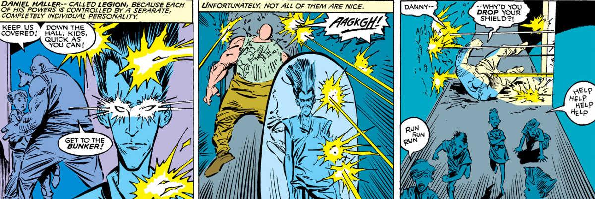 Las 5 mejores historias de Legión en los comics