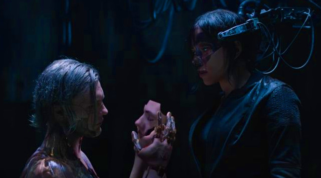 Final trailer de 'Ghost In The Shell' con Scarlett Johansson