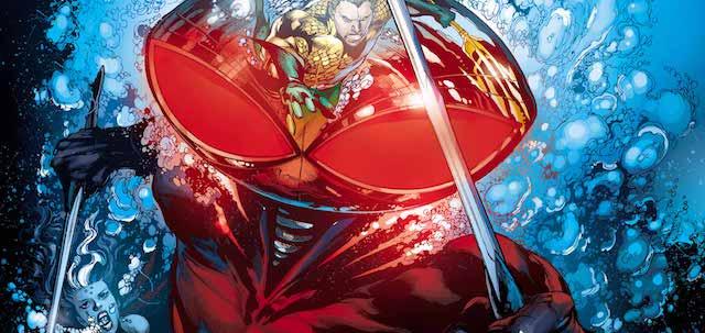 Descubierto el villano de Aquaman y jugosas novedades