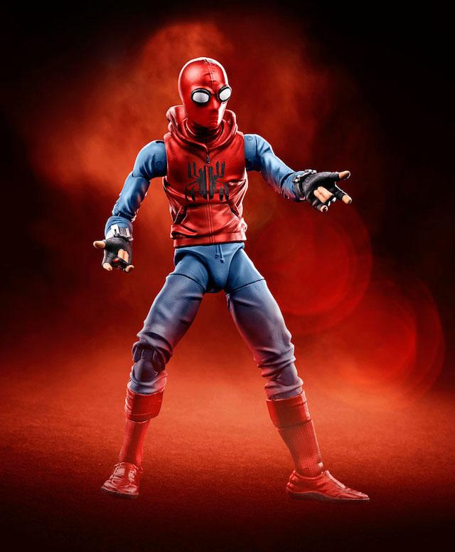 Filtrados todos los trajes de Spiderman: Homecoming