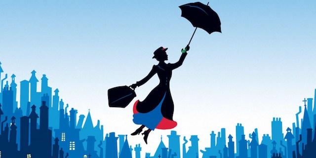 Comienza el rodaje de Mary Poppins Returns