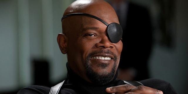 Samuel L. Jackson se enfada con Marvel