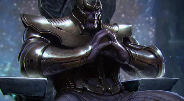 Nuevo teaser de los 'Vengadores: La Guerra de Infinito' conceptual completo