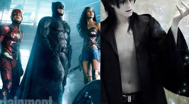 ¿Un crossover entre Sandman y la Liga de la Justicia?