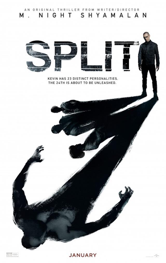 Crítica de Split (Múltiple), otro éxito de Shyamalan