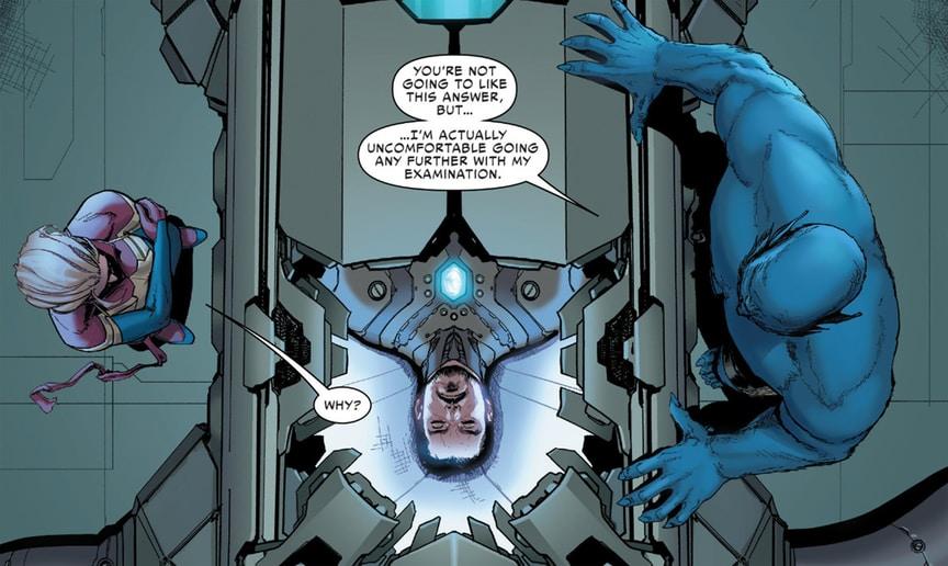 Marvel anticipa el regreso de Iron Man en 'El Imperio Secreto'