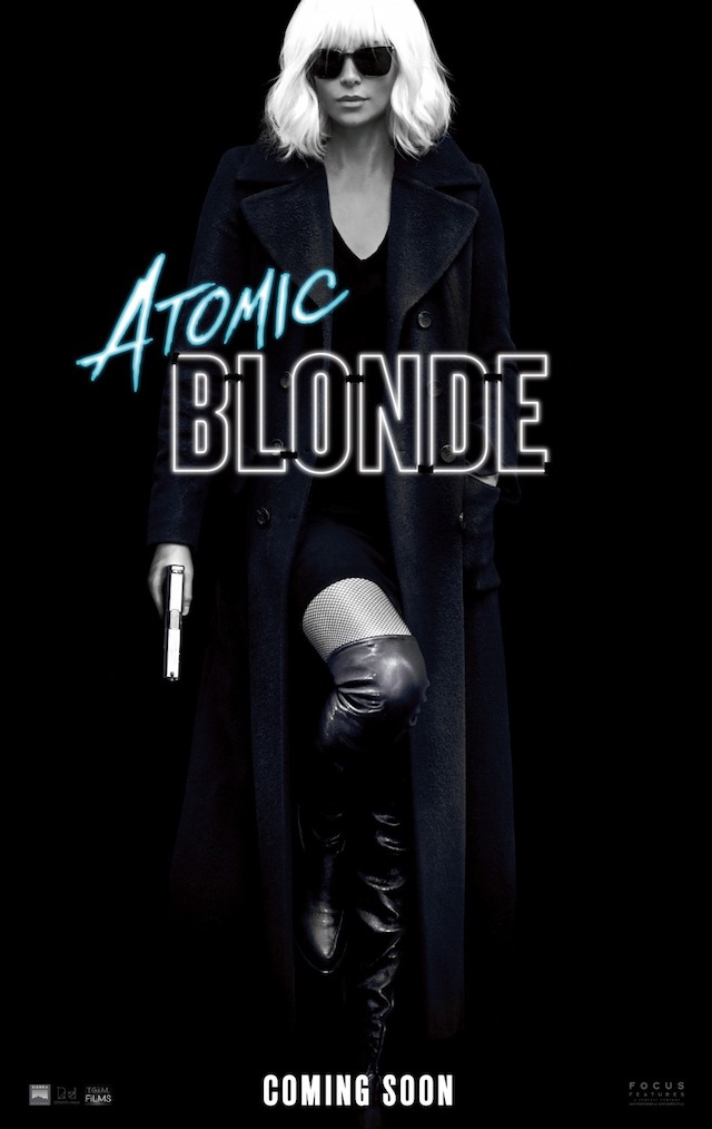 El salvaje tráiler de Atomic Blonde, del director de John Wick y Deadpool 2